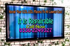 Get Assistance To Repair Philips, LG, Sony LED & LCD Tv Panel Faults.