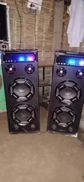 DJ spikers