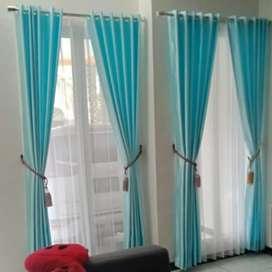 Hordeng gordyn custom design rumah,kantor,apartemen,ruko,hotel dll