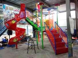 playground waterboom air odong wahana wisata full fiber 11