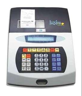 Hotel billing machine