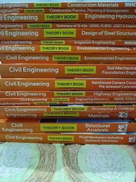 Civil Made Easy Books 2019 for Gate+ESE+PSU syllabus