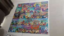 Paket 25 Buku Cerita Nabi & Rasul Cergam utk PAUD / SD Bisa Dikirim