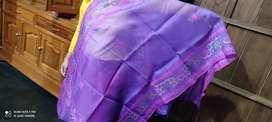 Rani Manao ama athubagi yonjari violet colour loubada ngairi @3500