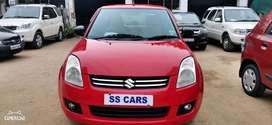 Maruti Suzuki Swift Dzire LDI, 2008, Diesel