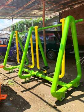 Ready Stok Siap Kirim Alat FItness Outdoor Double Air Walker