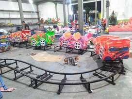 jual cepat mini coaster naik turun potongan 1 juta odong odong LR nego