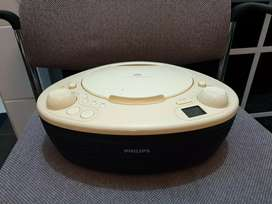 PHILIPS CD AND RADIO