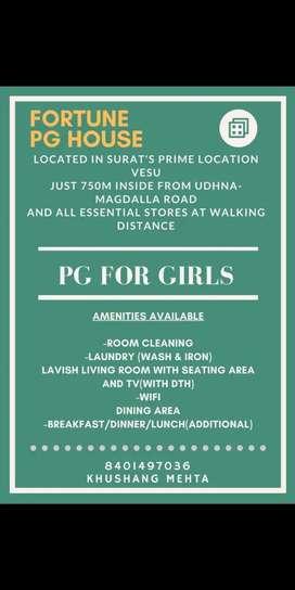 Pg for girls/females