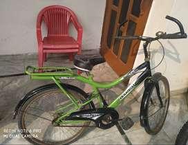 Girl cycle