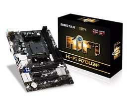 Mainboard Biostar Hi-Fi A70U3P
