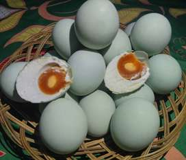 Telur Asin Enak Rasane