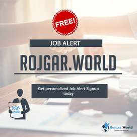 Job Search, Find a job, free job alert | Rojgar World