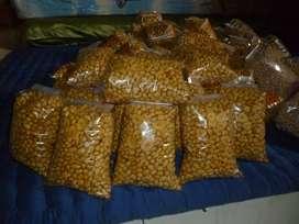 Jual Kacang Bawang (Tanpa Kulit Ari),Goreng Minyak