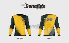 Custom Jersey Sepeda, custom dryfit roadbike, jersey Sepeda murah