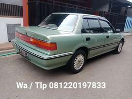 Antik! Honda Grand Civic LX 1.5 MT thn 1990 || 1991 Starlet Nouva City