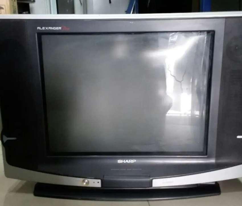 Dijual TV sharp 29 Inc