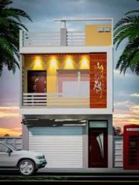 Commercial shop for sale in ring road near  6 nmbr puliya