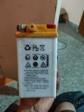 Exide battery for bajaj avenger