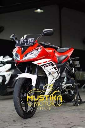 Yamaha R15 Pmk 2016 Plat N Asli-Dp500rb Promo Awal Tahun Mustika