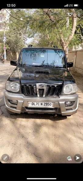 Mahindra Scorpio 2102 Diesel Well Maintained
