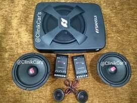 • Paket audio 2way Fonalivo × Wofer Sansui