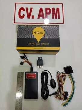 GPS TRACKER gt06n pelacak posisi, off mesin dr sms, plus server