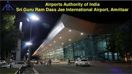 We are hiring Staff for Amritsar Airport.