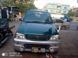 Continue 4 wheel drive and full body shavar engine 660 Cc manual