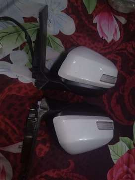 Honda city side mirrors box pack 2019