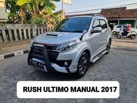 Toyota rush ultimo manual 2017