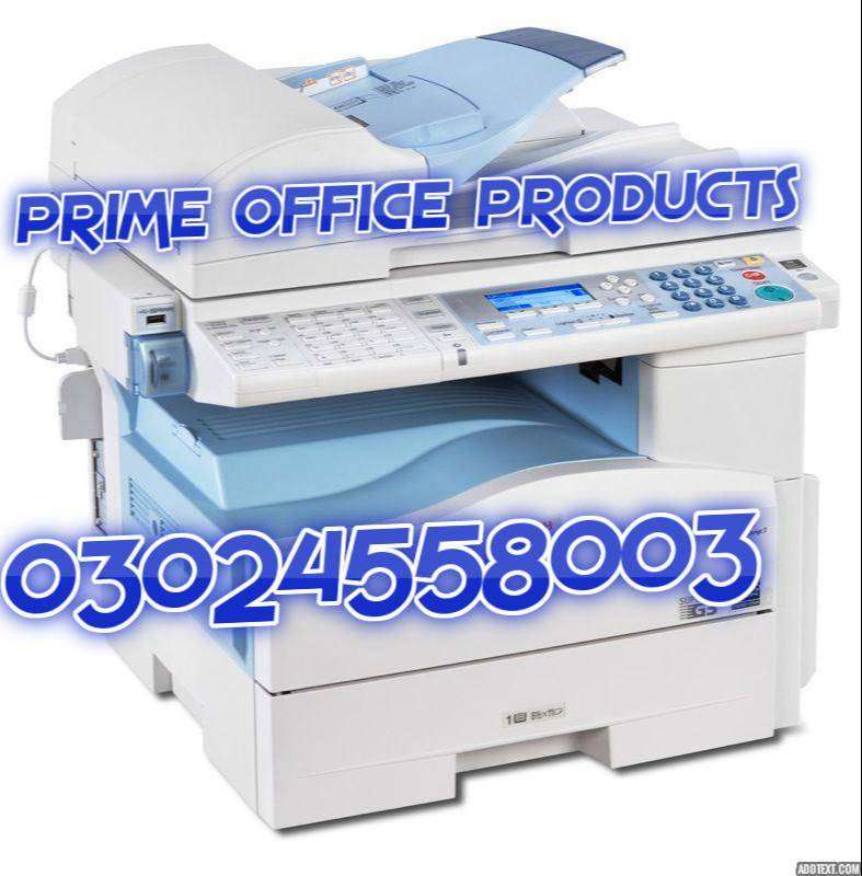 Dhamakedar offer Ricoh MP 171 legal Photocopier with Printer & Scanner 0