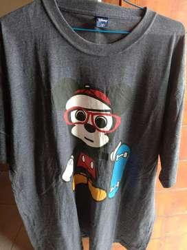 Tshirt disney xl