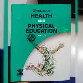 Class 12, Health and Physical Education (Saraswati)