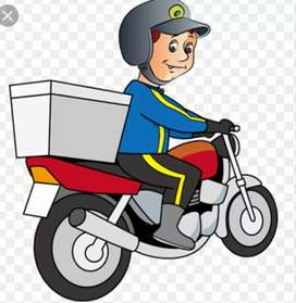 Delivery staff @ Kannur