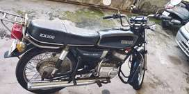 RX 100 model 1988 Karnataka registration  .good condition fc 2021