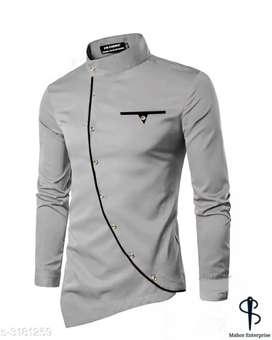 Ethnic Trendy Cotton Button Men's Kurtas