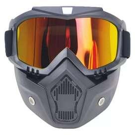 Mask google/kacamata goggle/topeng goggle