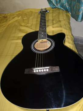 Mint condition guitar never used with case