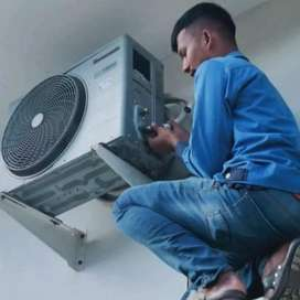Service AC Mesin cuci Kulkas panggilan