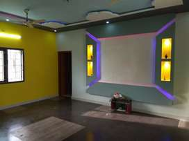 3 BHK DECORATED HOUSE FOR LEASE IN TWAD NEAR SOORYA NAGAR