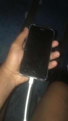 Iphone 7/256 mnus kartu cuma im3 no by pass'fp rusak slbhnya aman,