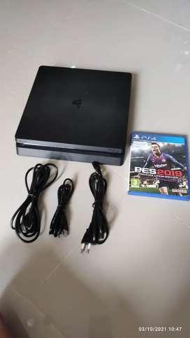 PS4 Slim 500gb ONLINE Bukan HEN