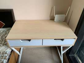 Study table in good condition for sale