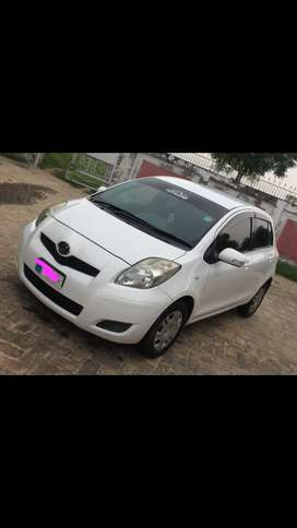 Toyota Vitz 2010 model import 2013 Good condition Car Chill Working Ac