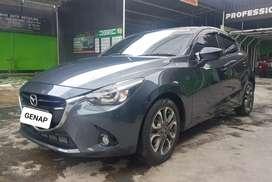 Mazda 2 R Cvt 2015 Murah Service Record