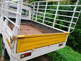 Mahindra  pick up  max goods very good  condition  3rd owner