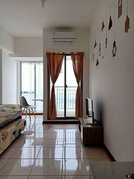 Apartemen M-Town Gading Serpong. Studio. Semi-furnished. Tower Ellis.