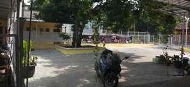 Kontrakan belakang sekolah Titian ilmu bebas banjir