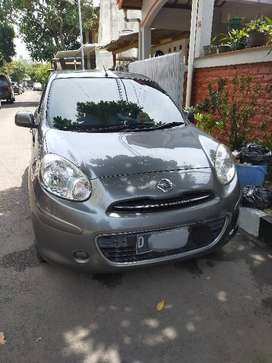 For sale Nissan March XS a/t 2011 Low KM